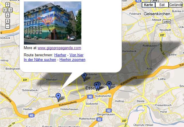 Gigo Google Maps